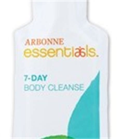 arbonne essentials body cleanse review picture 2
