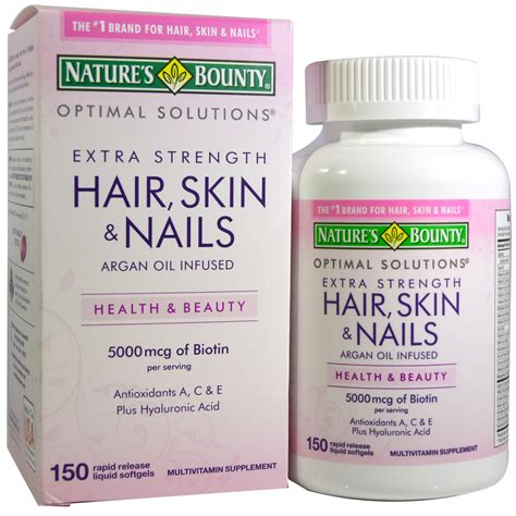 hair skin and nail vitamins by biosol picture 7