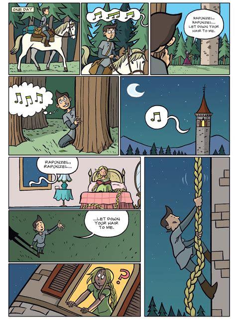 bestoryclub comic fairy tale picture 1
