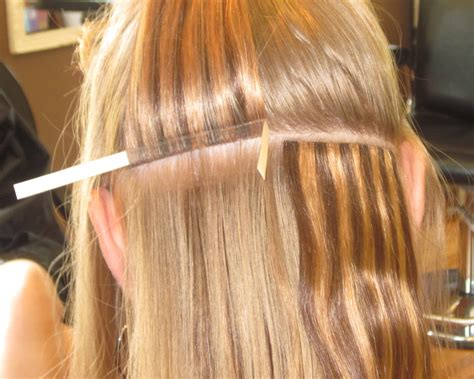 latest in hair extensions picture 1