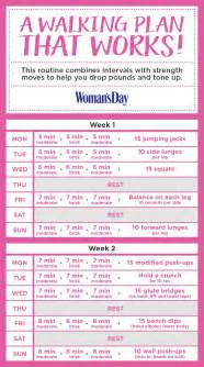 walking schedule for weight loss picture 3