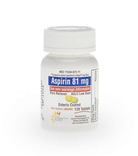 Aspirin lowering blood pressure picture 1