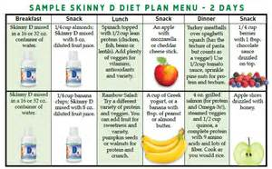 l.a. weight loss sample menu picture 13
