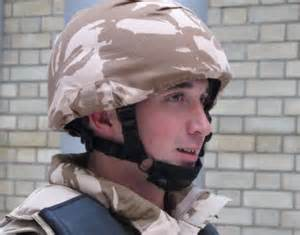 aging military helmet picture 7