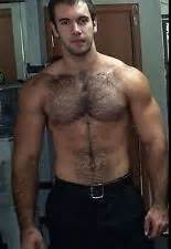 beefy hairy men picture 18