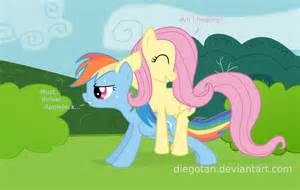 fluttershy muscle picture 17