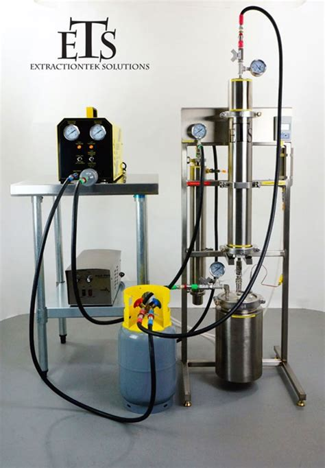 the night hydrocarbon botanical extraction system for sale picture 1