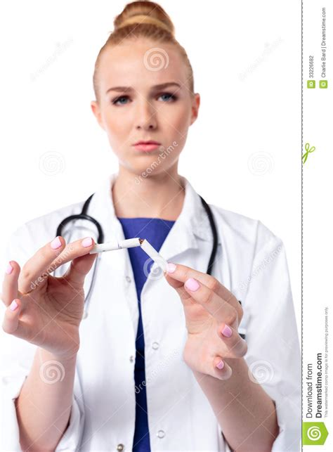 female doctors that smoke picture 6