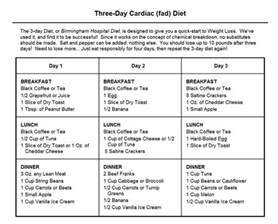 3 day cardiac diet picture 2