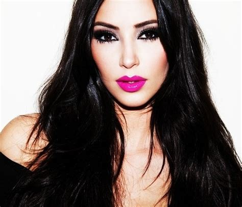 black face look lips hair picture 1