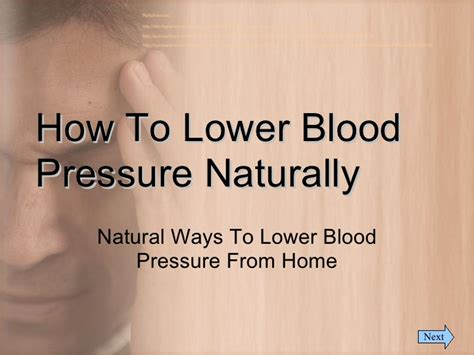 W to lower your blood pressure naturally picture 14