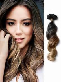 clip on hair wefts picture 15