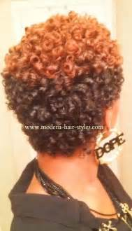 natural perm for black hair picture 7
