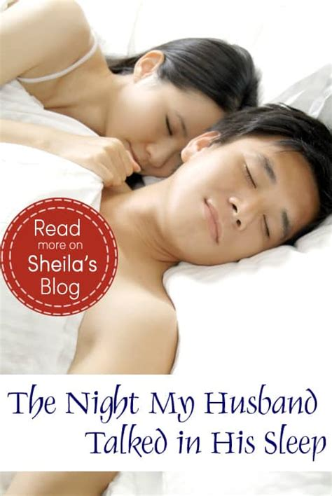 my husband talking in his sleep picture 2