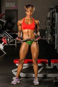 female black bodybuilders wrestling picture 11