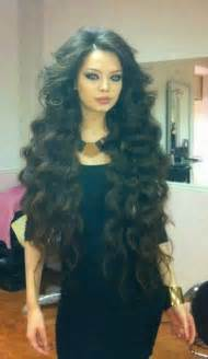barbie long wavy hair picture 5