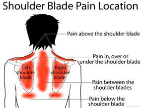 can indigestion cause pain btween your shoulder blades picture 1