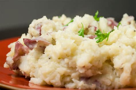 red skin mashed potatoes picture 3