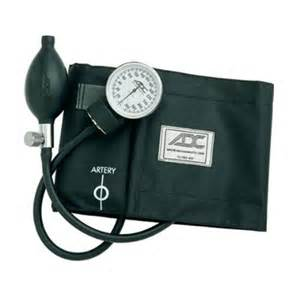 A picture of a blood pressure cuff picture 1