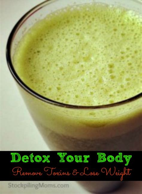 cleanses to detoxify body and lose weight picture 7