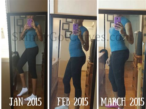 weight gain progression picture 3
