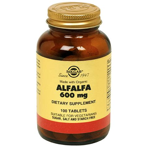 alfalfa tablets picture 6