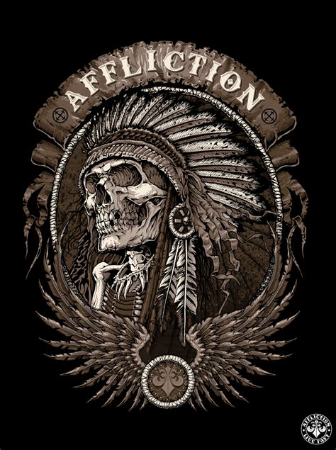 affliction wallpapers picture 6