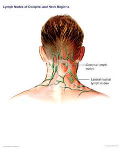 lymph nodes back of neck from acne picture 10
