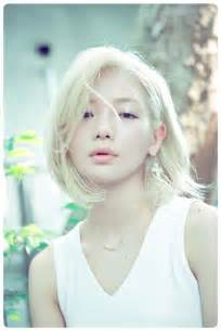 asians blonde hair picture 7