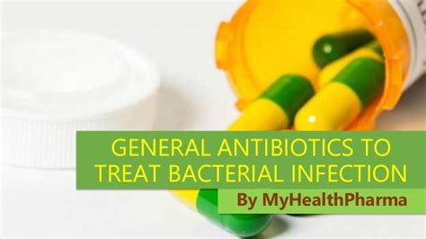 antibiotics to treat bacterial infection picture 7