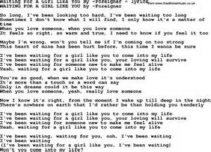 lyrics to song for a sleeping girl by picture 9
