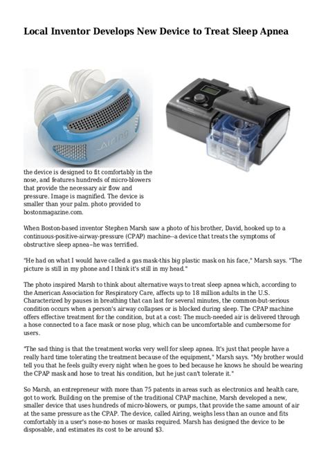 newest devices for sleep apnea besides cpap picture 3