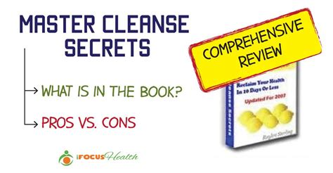 protocol on master cleanse in 2014 picture 8
