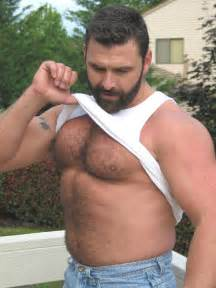 bear-chested men picture 7