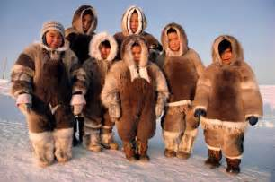 caribou skin clothing picture 1