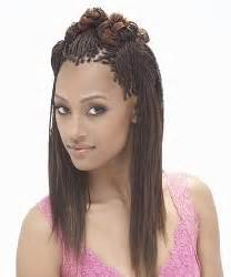 micro braids human hair picture 5