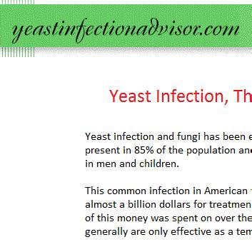 too much thyroid medication and yeast infections picture 1