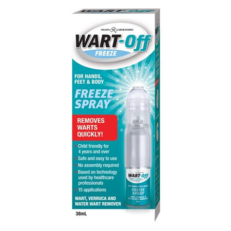 freezing warts with computer spray picture 1
