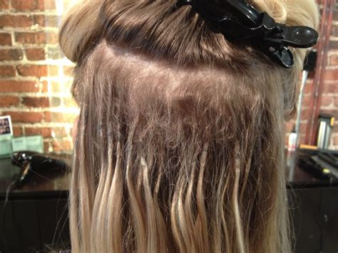 bonding hair wefts picture 6