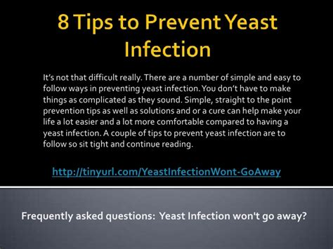 yeast infection that will not go away but picture 2