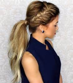 pony tail hair tstyle picture 13
