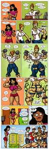 expansion muscle female comics picture 10