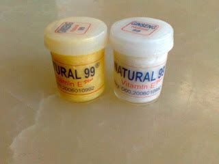cream natural 99 asli picture 9