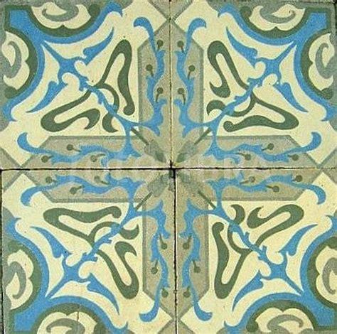 Art Nouveau Tile Designs rapidshare picture 3