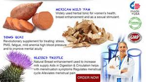 breast development stages by using herbal picture 3