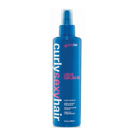 curly hair styling gel picture 11