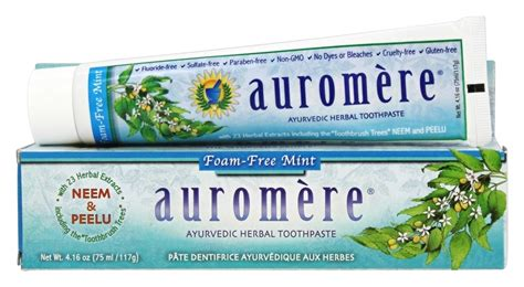 auromere herbal toothpaste where can i buy in picture 16