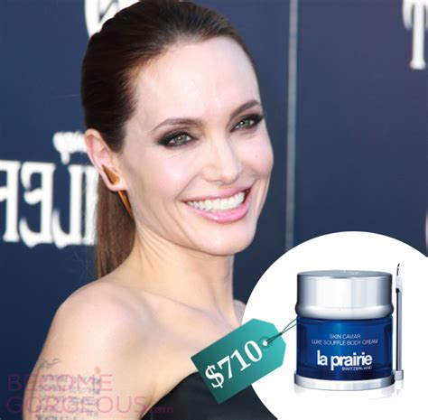 angelina jolie skin care products picture 1