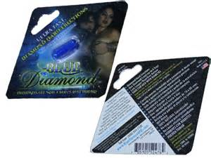 blue diamond male enhancement pill picture 2