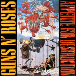 guns and roses appetite fo destruction picture 10